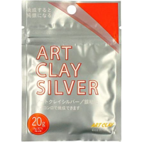 20g Art Clay Silber 650C Modelliermasse