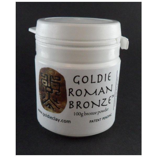 Bronzeclay Pulver Roman von Goldie Clay, 100g