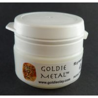 Mid-Bronzeclay Pulver von Goldie Clay, 50g