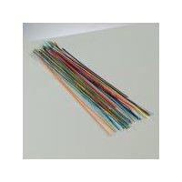 Fadenemail, Länge ca. 150-170 mm, 10g farbig sortiert